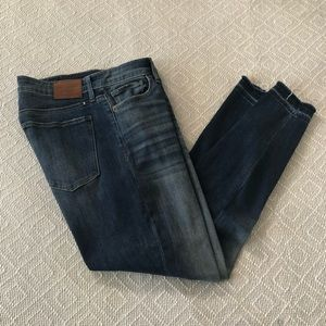 Lucky Brand Ava Crop Jeans